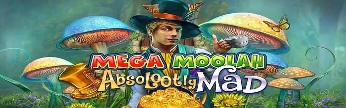 Absolootly Mad Mega Moolah störst casinojackpottar oktober 2020