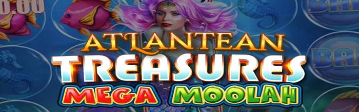 Atlantean Treasures Mega Moolah störst casinojackpottar oktober 2020