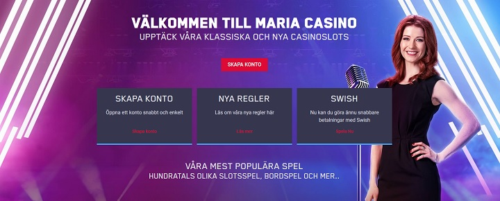 Topp 3 svenska casinobonusarna 2019