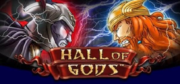 Spela Hall of Gods hos Betsafe med casinobonus
