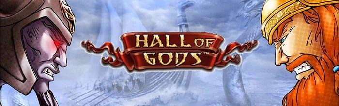 Hall of Gods jackpott oktober 2020