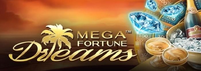 Mega Fortune Dreams Casino jackpottar hos Betsson