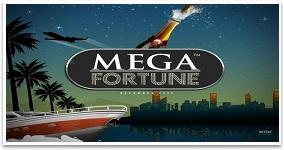 Mega Fortune Casino Jackpottar
