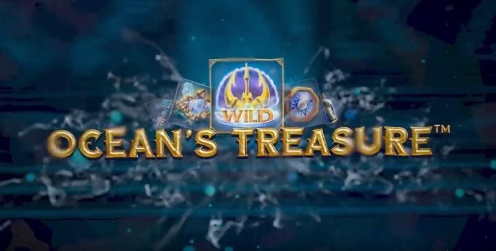 Ocean's Treasure - ny spelautomat från NetEnt