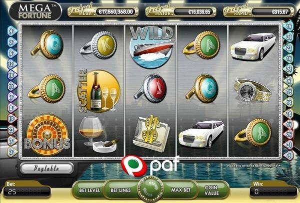 Paf spelare har vunnit de två största casino jackpottarna