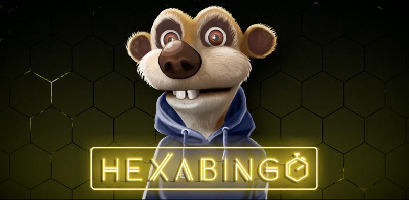 Testa nya HexaBingo - ett helt nytt bingospel!